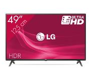 "LG 49SK7900PLA 49"" 4K Ultra HD Smart TV Wi-Fi Zwart LED TV"