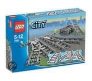 LEGO City 7895 Käsinohjattavia vaihteita