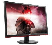 "AOC G2260VWQ6 21.5"" Full HD TN Zwart, Rood LED display"