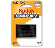 Kodak Li-Ion Rechargeable Digital Camera Battery KLIC-5000