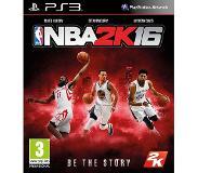 2K Sports NBA 2K16 PS3