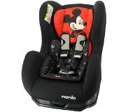 Nania Autostoel Nania Cosmo SP Black incl. Comfortseat Mickey (0-18kg)