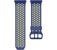 Fitbit Ionic Sport Band Blauw/Geel L