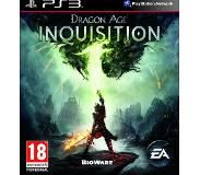 Actie; Role Playing Game (RPG) Electronic Arts - Dragon Age: Inquisition (PlayStation 3)