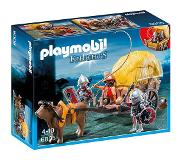 Playmobil PLAYMOBIL® Camouflage hooiwagen van de Valkenridders 6005