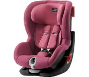 Britax KING II BLACK SERIES KING II black series wine rose Wine rose