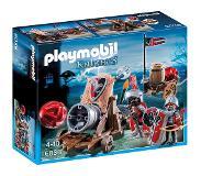 Playmobil PLAYMOBIL® Groot kanon van de Valkenridders 6038