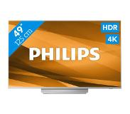 Philips 7800 series Ultraslanke 4K-TV powered by Android TV 49PUS7803/12
