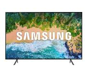 "Samsung UE55NU7100W LED TV 139,7 cm (55"") 4K Ultra HD Smart TV Wi-Fi Zwart"