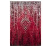 Louis De Poortere - Fading World Generation Vloerkleed 230x330 - Rood