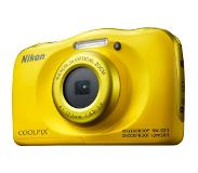 Nikon Digital camera Nikon 13.2 MPix Optical zoom: 3 x Yellow Full HD Video, Underwater camera, Shockproof, Wi-Fi