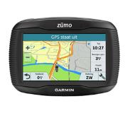 "Garmin zūmo 395LM Travel Vast 4.3"" TFT Touchscreen 270g Zwart"