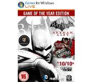 Games Batman - Arkham city (GOTY edition) (PC)
