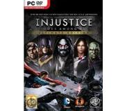 Actie; Vecht Injustice (Ultimate edition) (PC)
