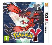 Games Pokemon Y (Nintendo 3DS)