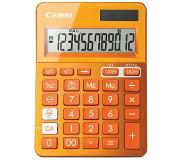 Canon LS-123k calculator Desktop Basisrekenmachine Oranje