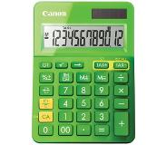 Canon LS-123k calculator Desktop Basisrekenmachine Groen