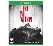 Bethesda The Evil Within, Xbox One video-game