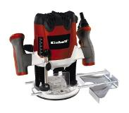 Einhell RT-RO 55 power router 1200 W 11000 - 30000 RPM Grijs, Rood