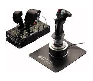 Thrustmaster Hotas Warthog Joystick PC, Playstation 3 Zwart