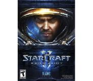 Games Blizzard - Starcraft II: Wings of Liberty, PC