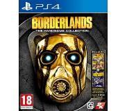 Games Toiminta - Borderlands: The Handsome Collection (Playstation 4)