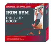 Iron gym Suspension-trainer, »Pull up Boost«