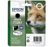 Epson inktpatroon Black T1281 DURABrite Ultra Ink