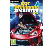 Strategiapeli-Rakennus: Car Mechanic Simulator 2014 (PC)