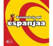 book 9789517924818 Kuuntele ja opi espanjaa (4 cd)