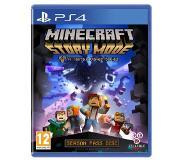Games Warner Bros - Minecraft: Story Mode, PS4