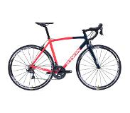 B'twin Racefiets BTWIN Ultra 920 AF rood/blauw