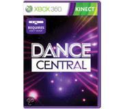 Games Microsoft - Dance Central, Xbox 360, PAL, DVD, DUT
