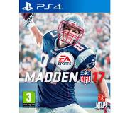Games Electronic Arts - Madden NFL 17, PlayStation 4 Basis PlayStation 4 video-game