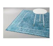 Dutchbone Rugged 200x300 vloerkleed Rugged Blauw