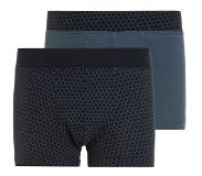 Schiesser 2 PACK Hipster dark blue 164