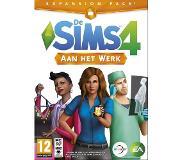 Electronic Arts De Sims 4: Aan het Werk - PC + MAC