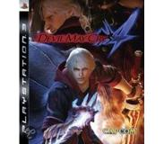 Toiminta: Capcom - Devil may cry 4 (playstation 3)