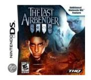 Games THQ - Avatar: The Last Airbender