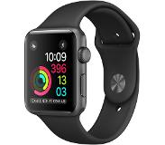 Apple Watch Series 1 OLED 25g Grijs smartwatch
