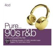 cd Various Artists - Pure... 90S R&B