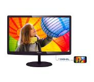 Philips LCD-monitor met LED-achtergrondverlichting