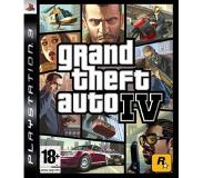 Games Take-Two Interactive - Grand Theft Auto IV Perus PlayStation 3 videopeli