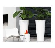 Elho Pure Straight Round High Plantenbak 40 cm