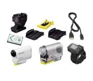 sony Action Cam HDR-AS100VR avec Wi-Fi® et GPS