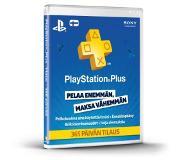 Pelit: Tarvikkeet - PSN Plus Card 90 days Subscription FI (PS3)