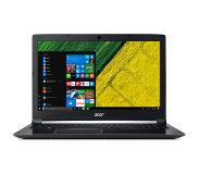 "Acer Aspire 7 A715-71G-70ZC 2.8GHz i7-7700HQ 15.6"" 1920 x 1080Pixels Zwart Notebook"