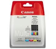Canon CLI-551 C/M/Y/BK w/o sec