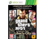 dvd Take-Two Interactive - Grand Theft Auto IV - Complete Edition, Xbox 360
