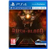 Sony PS4 VR Until Dawn: Rush of Blood